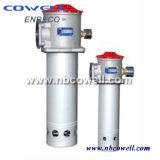 Filtro de óleo da escavadora de qualidade original e de boa qualidade ISO