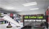 Dlc ETL 25W LED 1X4 Troffer Kit d'adaptation, 3250lm, 75W HPS