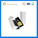 고품질 엄밀한 두꺼운 종이 포도주 포장 상자 (중국 공장)