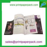 Libro de la impresión/aviador/compartimiento modificados para requisitos particulares cartel de la publicidad/el folleto y