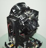 Sharpy 230W 7r die HoofdStraal voor de Club van de Disco met Dubbel Prisma (hl-230BM) bewegen