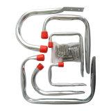 6PC крюк для хранения с помощью болтов и крепления