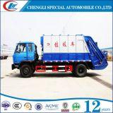 10t 수용량 표준 어법 쓰레기 쓰레기 압축 분쇄기 트럭