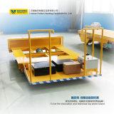 Werkstatt Using Transport-Übergangskarren-elektrisches Schienen-Fahrzeug