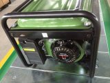 Gerador elétrico quente da gasolina do começo da venda 2.5kVA 2kw com bateria