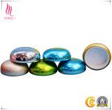 De gekleurde Deksels van het Aluminium voor Kruik van de Room van het Glas de Gezichts
