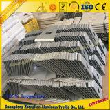 Perfil de alumínio de móveis com base de calculador transformação profunda CNC