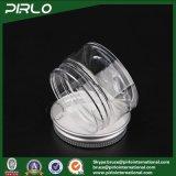 пластмасовый контейнер прозрачной маски сливк внимательности кожи опарника любимчика 20g пластичной лицевой с опарником алюминиевой крышки косметическим Cream пластичным