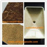 Tissu coloré de polyester pour le profil de Pultruded