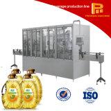 3-in-1 tipo linear automático embotelladora del petróleo