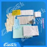 Kit obstétrico médico para bebê nascido