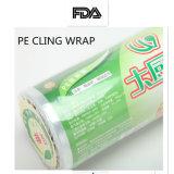 Certification FDA et demande de film PE Stretch Cling Film