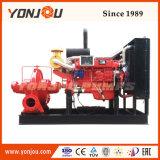 Jeu de la pompe à eau du moteur diesel