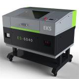 macchina per incidere di taglio del laser del tessuto del CO2 60W Es-6040