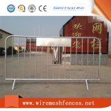 Galvanized Crowd Control Barrier Hot Sale