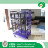 Faltbarer Metalllogistik-Behälter für Speicherwaren mit Cer