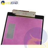 ソニーXperia Z1 Z2 Z3 Z1高品質AAAのコンパクトなZ3小型) LCDのタッチ画面の表示計数化装置アセンブリのためのLCDスクリーン