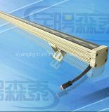 Arruela impermeável ao ar livre 2300k 18W da parede do diodo emissor de luz da forma nova