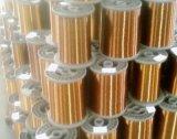 Fil en aluminium revêtu de cuivre isolé