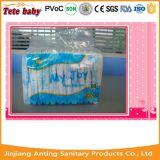 Couche-culotte somnolente remplaçable de bébé dans le prix usine bon marché de la Chine