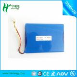 Batterie de Recargables De Litio 10000 heure-milliampère -1350mAh 7.4V Lipo pour la machine de position
