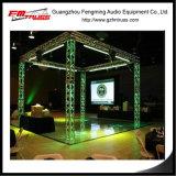 Алюминиевая система ферменной конструкции освещения стойки ферменной конструкции такелажирования