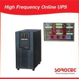 Monofásico de alta frecuencia 1kVA - 20 kVA de potencia UPS en línea para Telecom