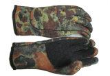 Перчатки неопрена для рыболовства и звероловства (HX-G0041)