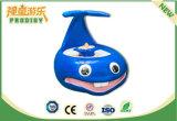 就学前の子供のための教育おもちゃのクジラの砂表の娯楽機械