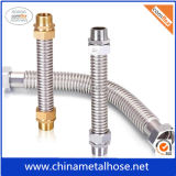 Boyau ondulé annulaire de métal flexible de l'acier inoxydable Dn12-Dn600