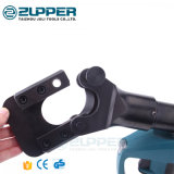 Zupper冷やされた鋼鉄のための電池式ワイヤーケーブルの切削工具のカッター