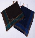 Gemerzerisierter Wolle-Streifen mit Garn gefärbter Webart Scarve für Männer