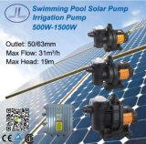 ارتفاع ضغط مضخة DC الشمسية بركة سباحة