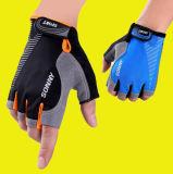 Перчатки спортов Breathable поднятия тяжестей задействуя для людей и женщин