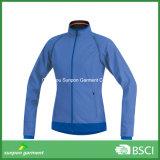 Jaqueta de Softshell de inverno destacável com Zipper Conecte com Vest