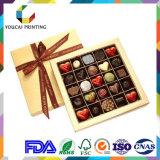 Kundenspezifischer schöner Nahrungsmittelgrad-Geschenk-Kasten mit glatter Oberfläche