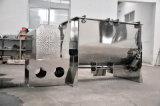 Misturador horizontal da fita do pó