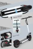 Миниый складной велосипед батареи лития электрический для взрослого