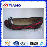 Großhandelsform-Retro Art-Frauen-Schuhe (TNK23745)