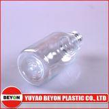 1oz untersetzte Bell runde Plastikflasche (ZY01-B005)