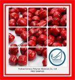 Красные пластичные зерна ABS Pert/PPR/PVC/пигмента Masterabtch для прессформы впрыски