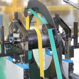 Cilindro hidráulico giratorio equilibrio dinámico de la máquina (PHQ-5000).