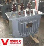 Trasformatore elettrico/trasformatore a tre fasi/trasformatore amorfo della lega