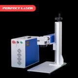 Metallfaser-Laser-Markierungs-Maschine für Ring-und Ohr-Marke