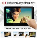 10,1 HD Logement actif dans le lecteur de DVD APPUI TETE AVEC FM, IR, USB, SD, HDMI, écran tactile, de jeu sans fil