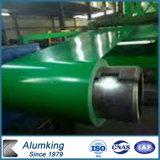 La bobina di alluminio con il rivestimento, lacche è disponibile in pianura o nel colore