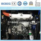 56kVA diesel die Generator door Chinese Motor Weichai wordt aangedreven