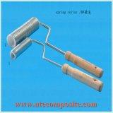 Пластмассовую ручку стальной ролик для FRP продуктов