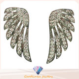 Form Jewelry von Angels Wing Brings You Flying High bis zu Your Dream 925 Sterling Silver Earring (E6226)