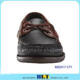 Bote de cuero de alta calidad Zapatos para hombres